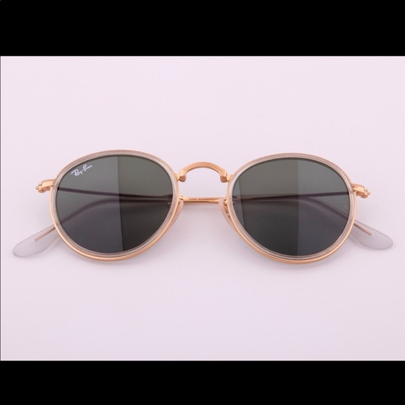 d6cd3eb67849c New Authentic Ray-Ban RB3517 112 N5 48-22 Round